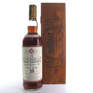 Macallan 1979 Gran Reserva 18 Year Old