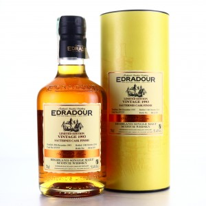 Edradour 1993 Sauternes Cask Finish 22 Year Old