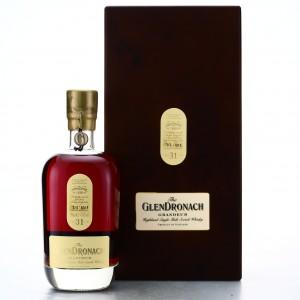 Glendronach Grandeur 31 Year Old Batch #001