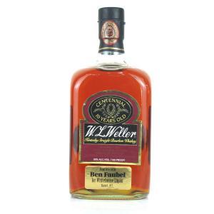W. L. Weller 10 Year Old Centennial / Whitehouse Liquor