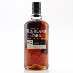 Highland Park 2003 Single Cask 15 Year Old #1306 / Independent Whisky Bars of Scotland