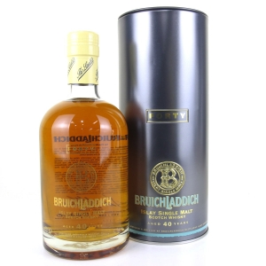 Bruichladdich 1964 'The Forty' 40 Year Old