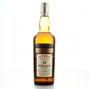 Mortlach 1972 Rare Malt 22 Year Old 75cl / 65.3% - US Import​