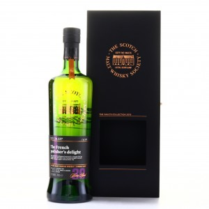 Macallan 1988 SMWS 30 Year Old 24.137 - Signed by Charles Maclean