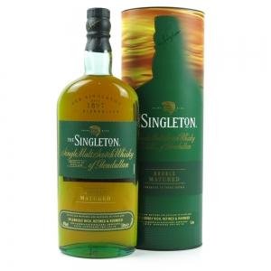 Singleton of Glendullan Double Matured 1 Litre