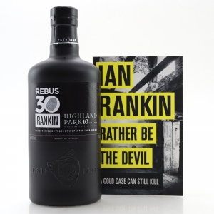 Highland Park 10 Year Old Rebus 30 / Including 'Rather be the Devil'