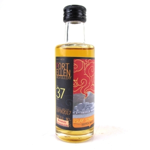 Port Ellen 1979 Goren's Whisky 37 Year Old Miniature 4cl / Whisky Live 2018