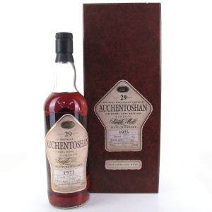 Auchentoshan 1973 Single Cask 29 Year Old