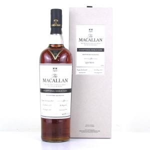Macallan 2005 Exceptional Cask #5235-04 / US Import 75cl