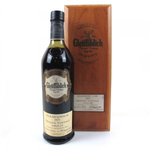 Glenfiddich 1959 Private Vintage