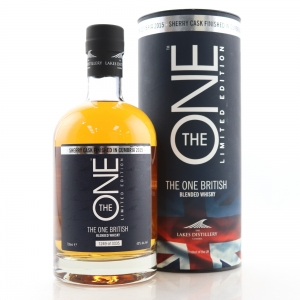Lakes Distillery The One British Blended Whisky Sherry Cask