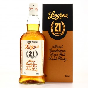 Longrow 21 Year Old Limited Edition 2019