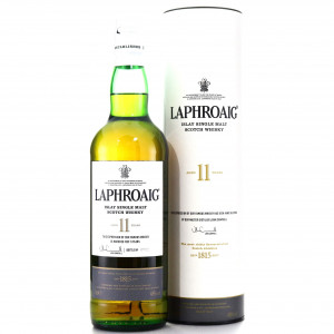 Laphroaig 11 Year Old / Schiphol Airport Exclusive