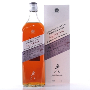 Johnnie Walker Blenders' Batch 12 Year Old Sherry Finish 1 Litre / EXP#7