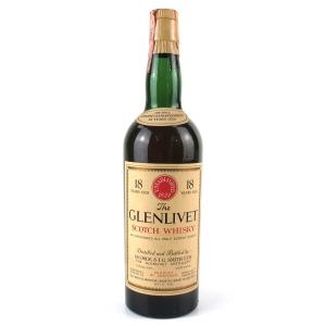 Glenlivet 1951 18 Year Old / Baretto Import