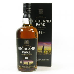 Highland Park 18 Year Old 1990s Front