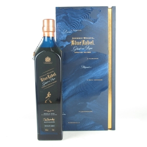 Johnnie Walker Blue Label Ghost and Rare 1st Edition / Brora 75cl
