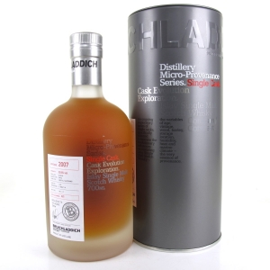 Bruichladdich 2007 Micro Provenance Single Cask 10 Year Old #1321 / UK Laddie Crew Exclusive