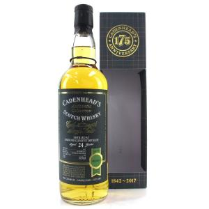 Linkwood 1992 Cadenhead's 24 Year Old