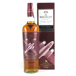 Macallan Whisky Makers Edition 1930s Propeller Plane