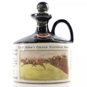 Alexander Muir's Finest 12 Year Old / Cecil Aldin's Grand National Series Decanter