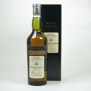 Craigellachie 1973 Rare Malts 22 Year Old Limited Edition Front