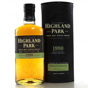 Highland Park 1990 / Travel Retail Exclusive