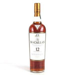 Macallan 12 Year Old 75cl / US Import