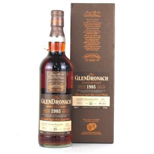 Glendronach 1985 Single Cask 25 Year Old #1034