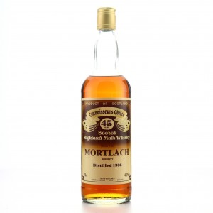 Mortlach 1936 Gordon and MacPhail 45 Year Old