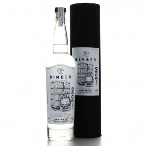 Bimber Peated New Make 173/2020 / Distillery Exclusive