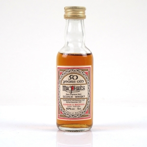 MacPhail's / Macallan 1937 Gordon and MacPhail 50 Year Old 5cl