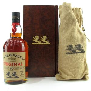 Whyte and Mackay 40 Year Old