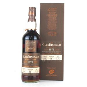 Glendronach 1971 Single Cask 38 Year Old #483