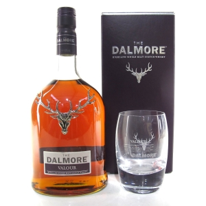 Dalmore Valour 1 Litre / Including Glass
