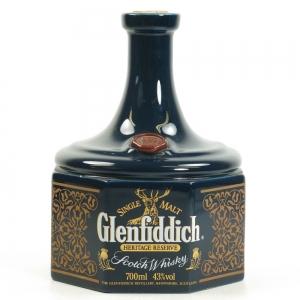 Glenfiddich Bonnie Prince Charlie Stoneware Decanter