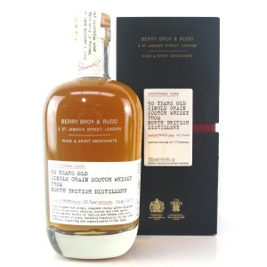 North British Berry Bros & Rudd 50 Year Old