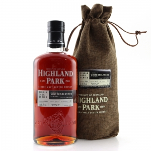 Highland Park 2001 Single Cask 16 Year Old #386 / Vintersolhverv