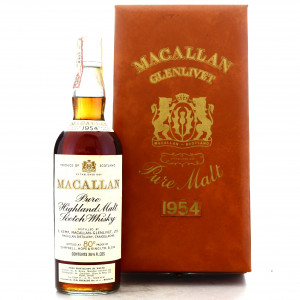Macallan 1954 Campbell, Hope and King 80 Proof​ / Rinaldi Import