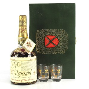 Very Extra Old Fitzgerald 1956 Bonded 10 Year Old 100 Proof / Stitzel-Weller