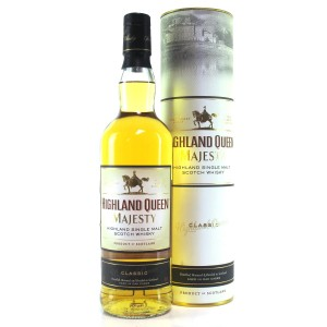 Highland Queen Majesty Highland Single Malt