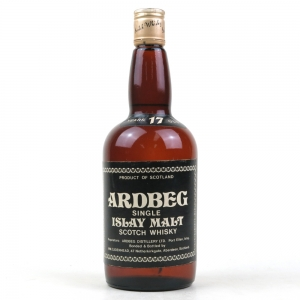 Ardbeg 17 Year Old Cadenhead's