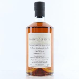 Glenglassaugh 2012 Whisky Broker 6 Year Old