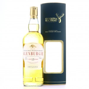 Glenburgie 15 Year Old Gordon and MacPhail 75cl / US Import