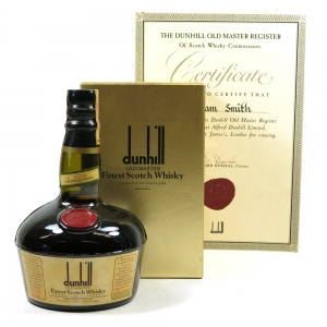 Dunhill Old Master Front