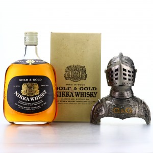 Nikka G&G with Knight Ornament