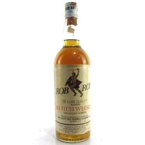 Rob Roy De Luxe Scotch Whisky 1960s