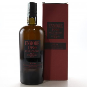 Enmore MEA 1990 Full Proof 18 Year Old Demerara Rum