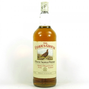 Famous Grouse 1990s 1 Litre