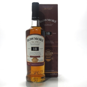 Bowmore 18 Year Old The Vintner's Trilogy I / Manzanilla Cask